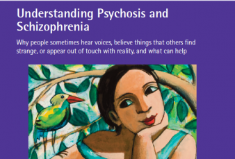 Getting closer to the personal experience of 'psychosis'